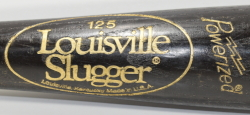 Modern Game Used Bats